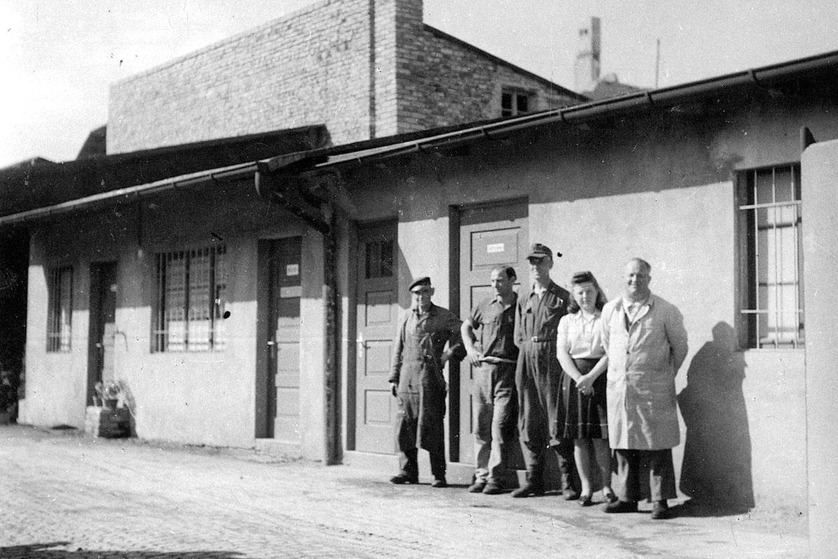 Beer Energien Belegschaft 1953
