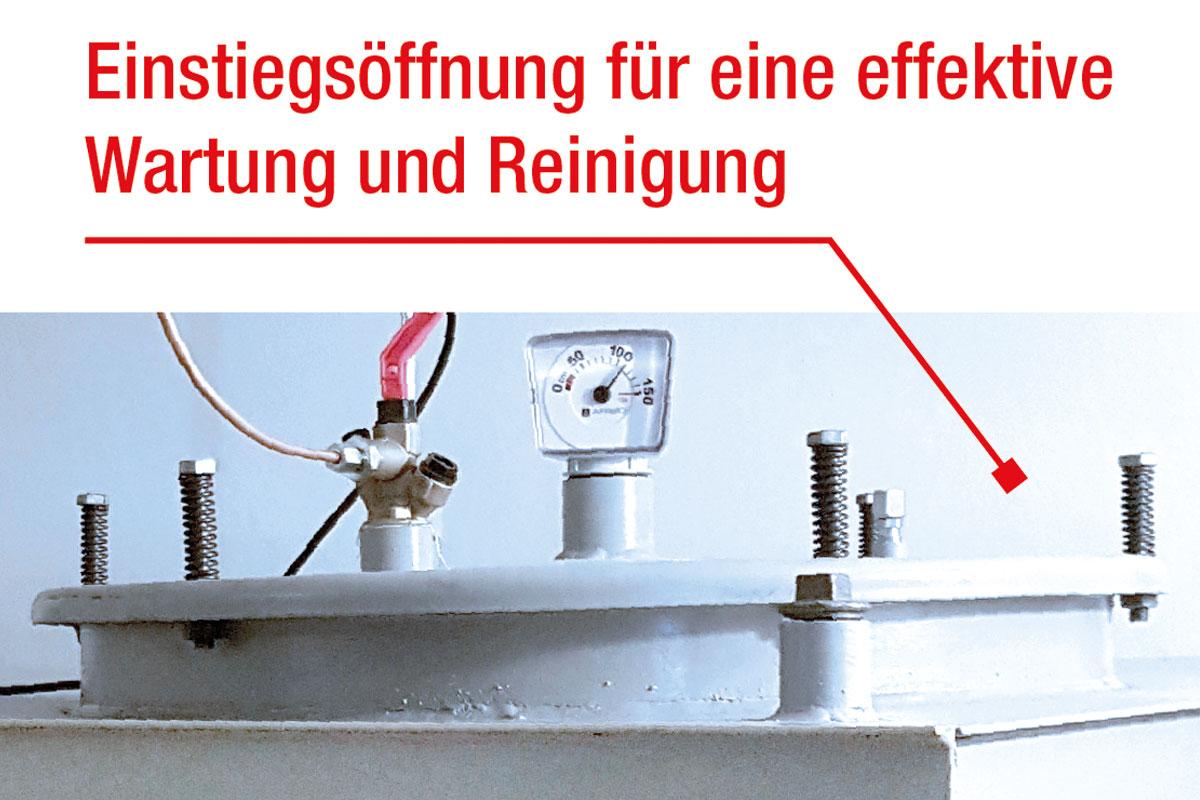 Beer Energien klimaschonende Zukunftslösungen Stahltank-DIN-6625