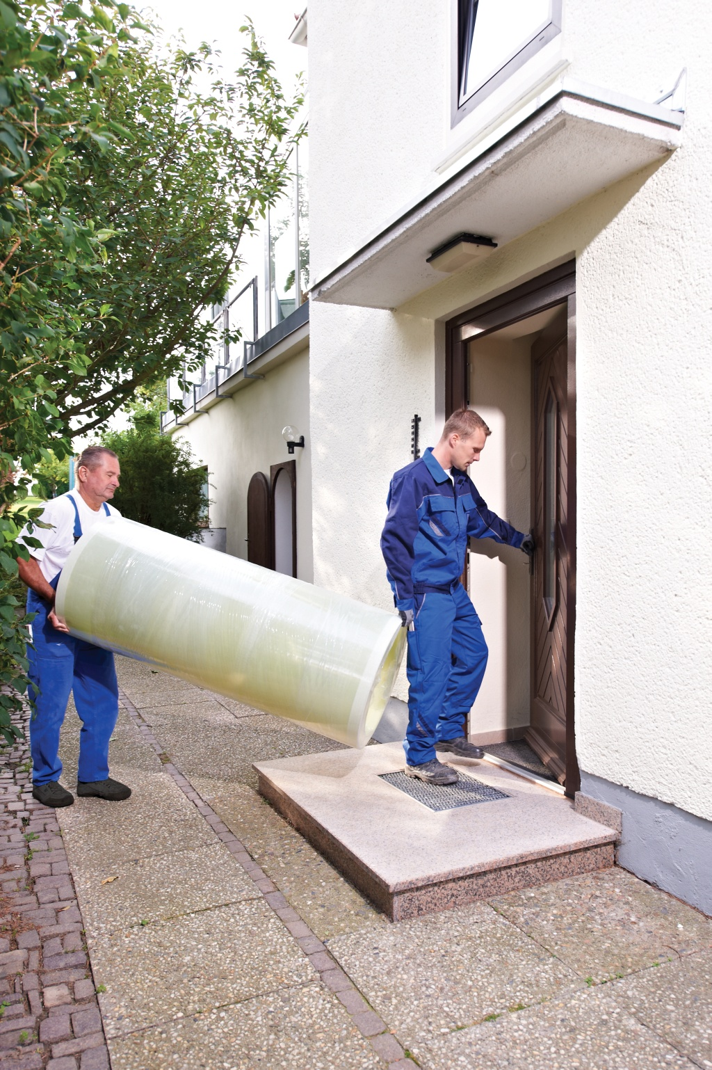 Beer Energien Heizöl Kellertank von Haase passt überall hindurch Lieferung